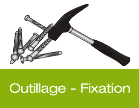 Outillage - Fixation
